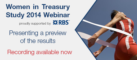 Women in Treasury Study 2014 Webinar, Recording available now