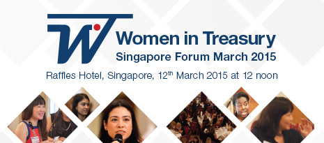 Women in Treasury Singapore Forum March 2015