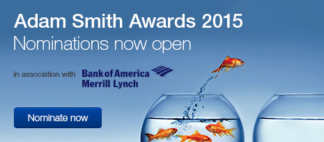 Adam Smith Awards 2015 nominations now open