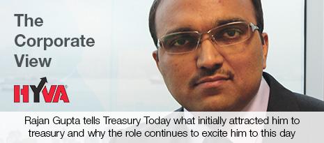 Rajan Gupta, HYVA – Corporate View