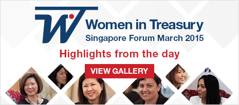 Women in Treasury Asia Forum 2015 – Highlights of the day, view gallery