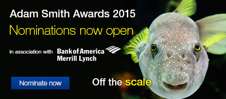 Adam Smith Awards 2015 in association with Bank of America Merrill Lynch – Nominate now
