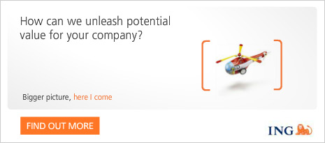 ING – How can we unleash potential value for your company?