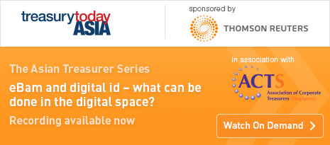 Thomson Reuters Asia Treasurer webinar – on demand available now
