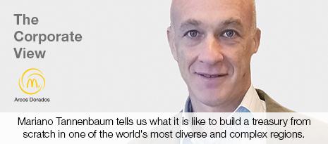 Corporate View: Mariano Tannenbaum, Arcos Dorados