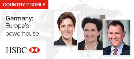 HSBC Country Profile – Germany: Europe's powerhouse