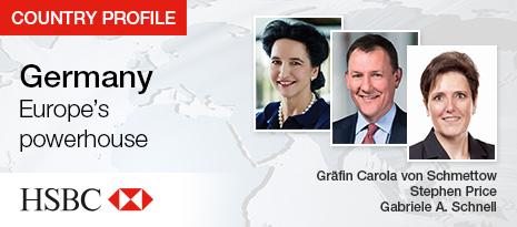 HSBC Country Profile: Germany – Europe's powerhouse