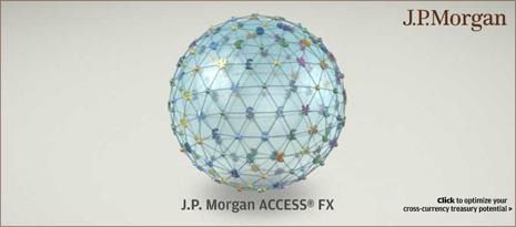J.P. Morgan – optimize your cross-currency treasury potential