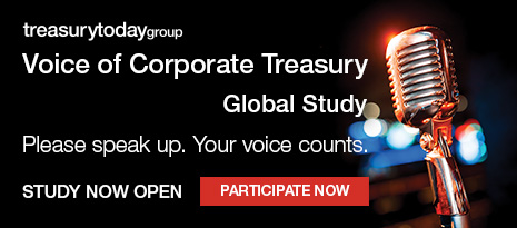 Treasury Today Group Voice of Corporate Treasury Global Study now open – participate now