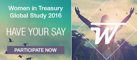 Women in Treasury Global Study 2016 – have your say and participate now