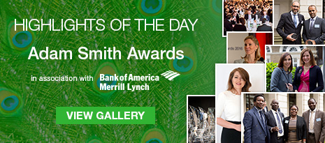 Adam Smith Awards in association with Bank of America Merrill Lynch – Highlights of the day, view gallery