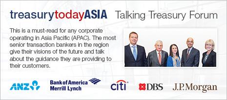 Treasury Today Asia Talking Treasury Forum
