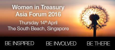 Women in Treasury Asia Forum 2016