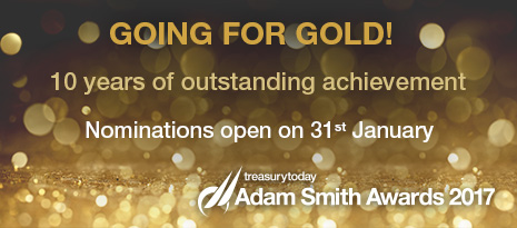 Adam Smith Awards 2017 – Going for gold! 10 years of outstanding achievement – Nominations open on 31st January