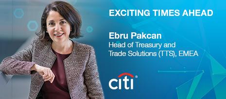 Exciting time ahead – Ebru Pakcan, Citi