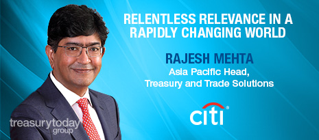 Citi Bank Interview – relentless relevance in a rapidly changing world