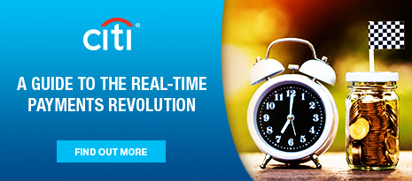 Citi Smarter Treasury – A guide to real-time payments revolution
