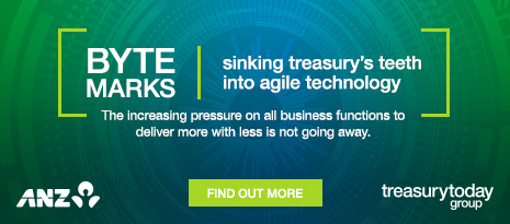 ANZ – Byte marks: sinking treasury's teeth into agile technology – find out more