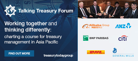 Treasury Today Talking Treasury Forum – Working together and thinking differently: charting a course for treasury management in Asia Pacific