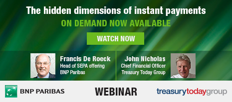 BNP Paribas webinar with Treasury Today Group – The hidden dimensions of instant payments – watch now