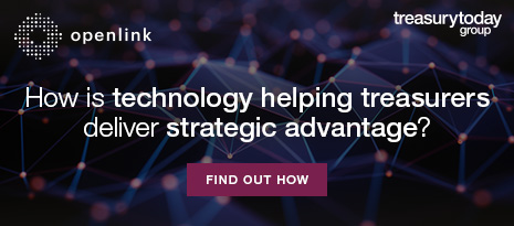 Openlink – How is technology helping treasurers deliver strategic advantage? Find out how