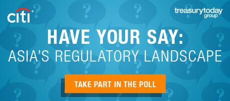 Citi – Have your say: Asia's regulatory landscape – take part in the poll