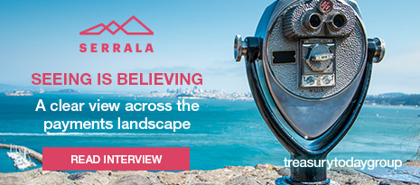 Serrala Industry View – Seeing is believing: a clear view across the payments landscape – read interview