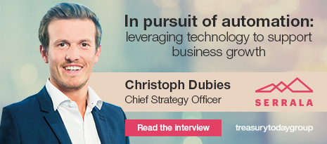 Serrala – In pursuit of automation: leveraging technology to support business growth – Christoph Dubies, CSO – read the interview