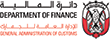 General Administration of Abu Dhabi Customs – Department of Finance logo
