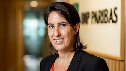 Clemence Avril, Head of Global Trade Solutions, Asia Pacific, BNP Paribas