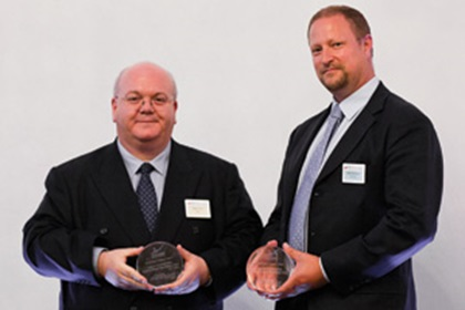 Robin Terry, HSBC and Peter van Rood