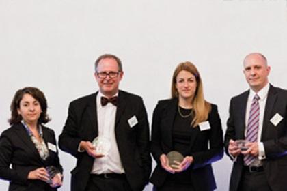 Ebru Pakcan, Citi, Peter Lay, Inci Yalman, Standard Chartered and Matt Prior, HSBC