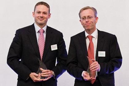 Mark Tweedie, Citi and Conor Leyden