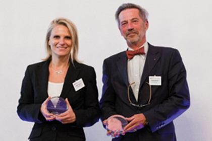 Valerie Vogler, BNP Paribas and Xavier de Lavit