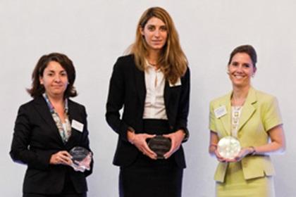 Ebru Pakcan, Citi, Andrea Vasilevski and Jennifer Boussuge, Bank of America Merrill Lynch