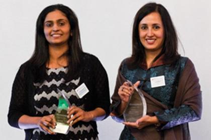 Shobha Nair and Swati Mitra, Citi
