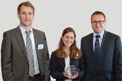 Photo of Sven Matzelsberger, Joana von Krüger and Peter Schädelbauer