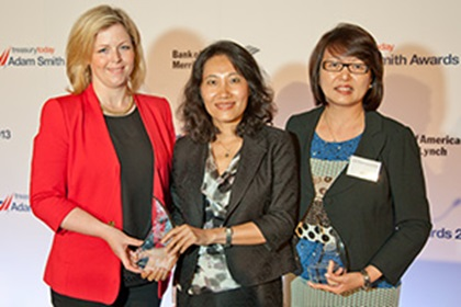 Adam Smith Awards 2013 – Winner, Ping Chen, Pfizers