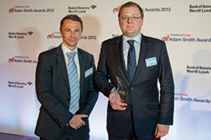 Ben Street and Michal Kawski, Gazprom Marketing & Trading