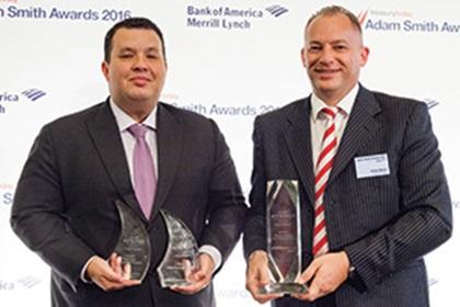 Adam Ben Boukadida and Ricky Thirion, Etihad Airways
