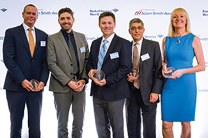 Sacha Deal, HSBC, David Meunier and Dan Ludlow, Microsoft, Mohit Manaktala, Bank of America Merrill Lynch and Barbara Harrison, Citi