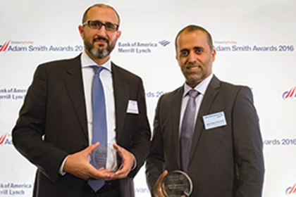 Shadi Abdul Hadi Abu Hijleh, Abu Dhabi Commercial Bank and Salem Saeed Al Rumaithi, General Administrations of Customs (Abu Dhabi Customs)