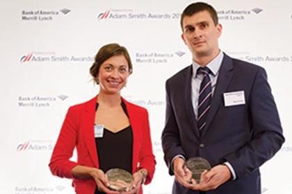 Lucie Brešová, Kiwi.com and Pavel Knecht, Citi