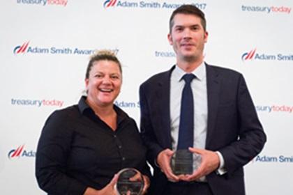 Tasja Botha, OpenLink and Ben Jackson, Etihad Aviation Group