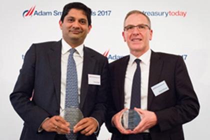 Divyesh Modi, Barclays and David O'Rourke, Ornua Co-operative Ltd