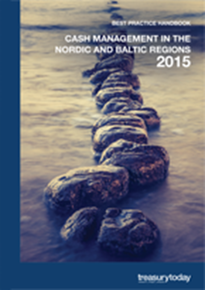 Cash Management in the Nordic and Baltic regions 2015