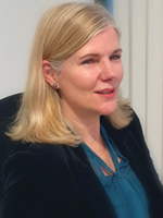 Julia Fordham, Freelance Interim Treasurer