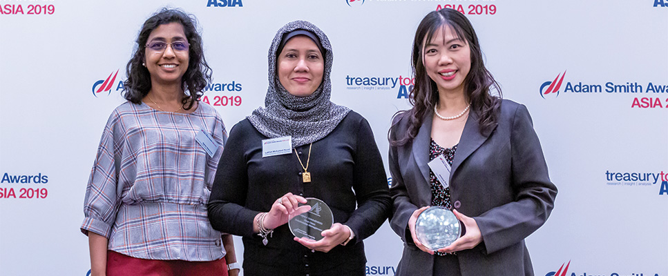 Adam Smith Awards Asia 2019