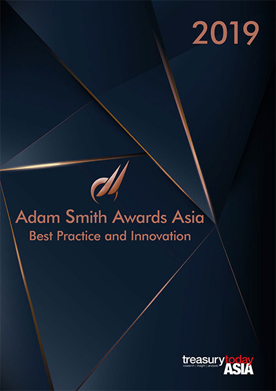 Treasury Today Asia Adam Smith Awards Asia Yearbook 2019