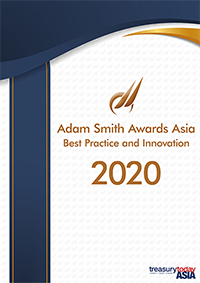 Treasury Today Asia Adam Smith Awards Asia Yearbook 2020